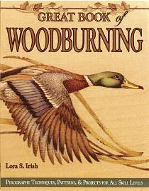 The Great Book of Wood Burning